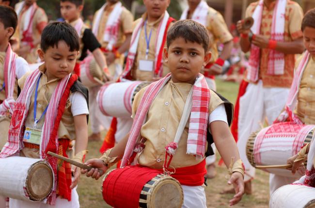 Bihu 2018 traditions