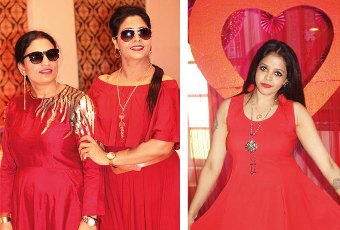 Reena and Pooja (R) Shweta Singh (BCCL/ Arvind Kumar)
