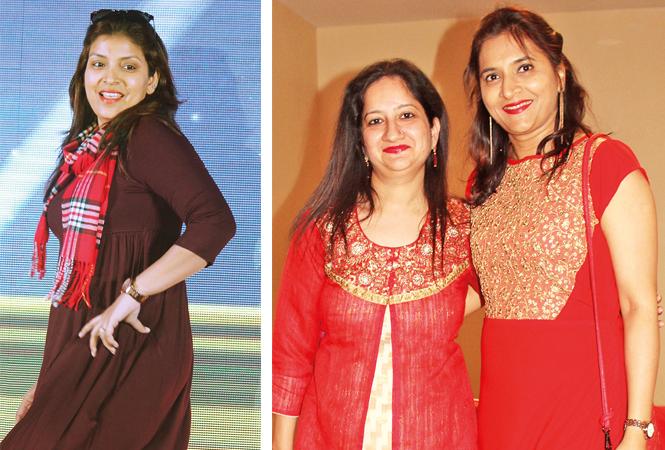 Sugandha (R) Deepa and Anubha (BCCL/ Arvind Kumar)
