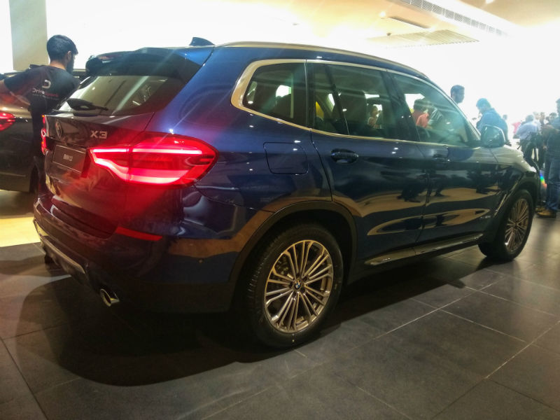 2018 BMW X3: Redesign, Platform, Changes >> Bmw X3 2018 Bmw X3 Launched Starts At Rs 49 99 Lakh