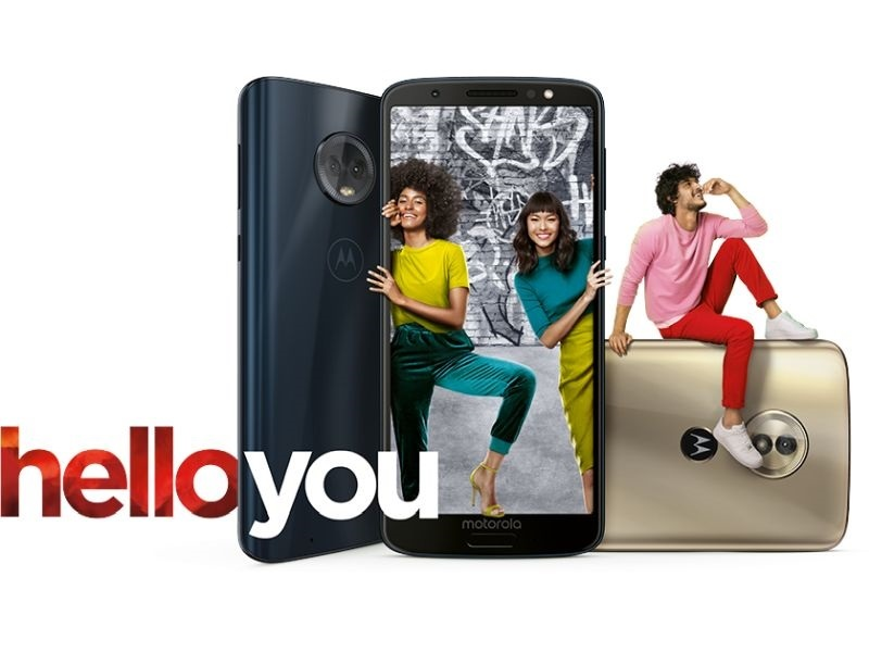 Moto: Moto G6, G6 Plus and G6 Play launched, specifications