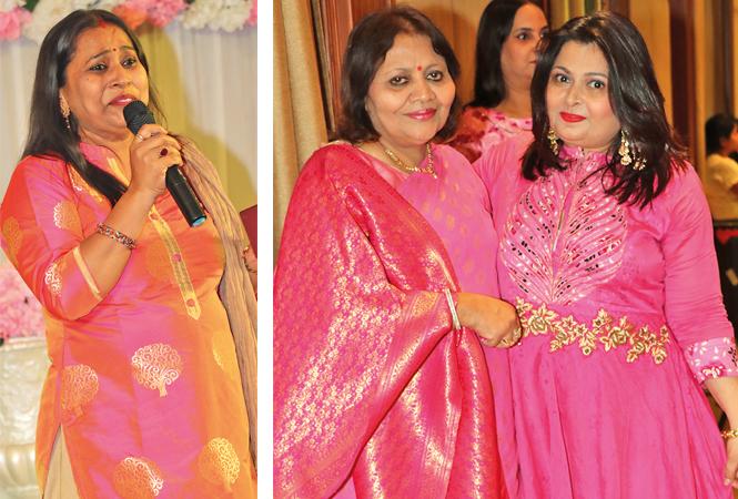 Kavita (R) Meena Trivedi and Meenu Upadhyay  (BCCL/ Unmesh Pandey)