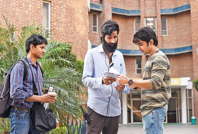 Film shot in Noida