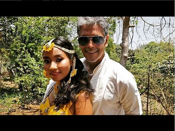 Milind Soman - Ankita Konwar Wedding Video