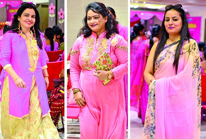 (L) Rani (C) Sangeeta (R) Sarika (BCCL/ Pankaj Singh)