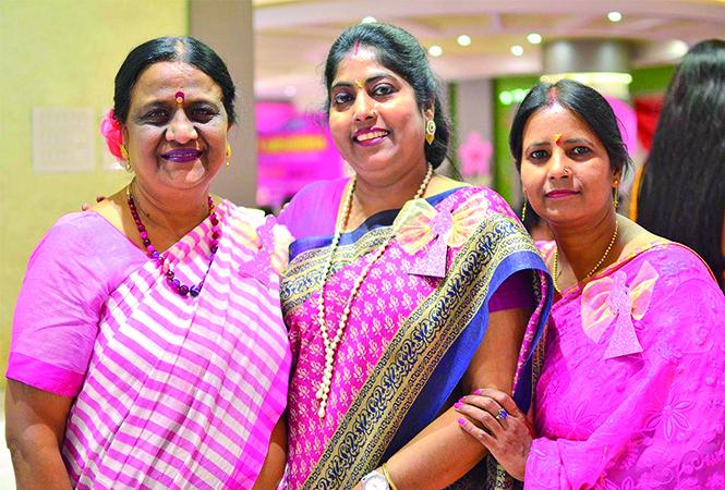(L) Sushma, Aruna and Namita (BCCL/ Pankaj Singh)