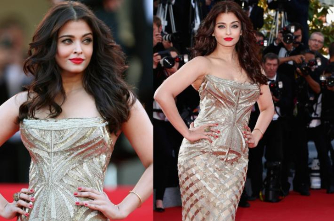 Aishwarya Rai the showstopper