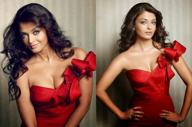 Aishwarya Rai as best dressed