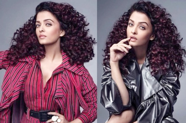 Aishwarya Rai in sexy curls