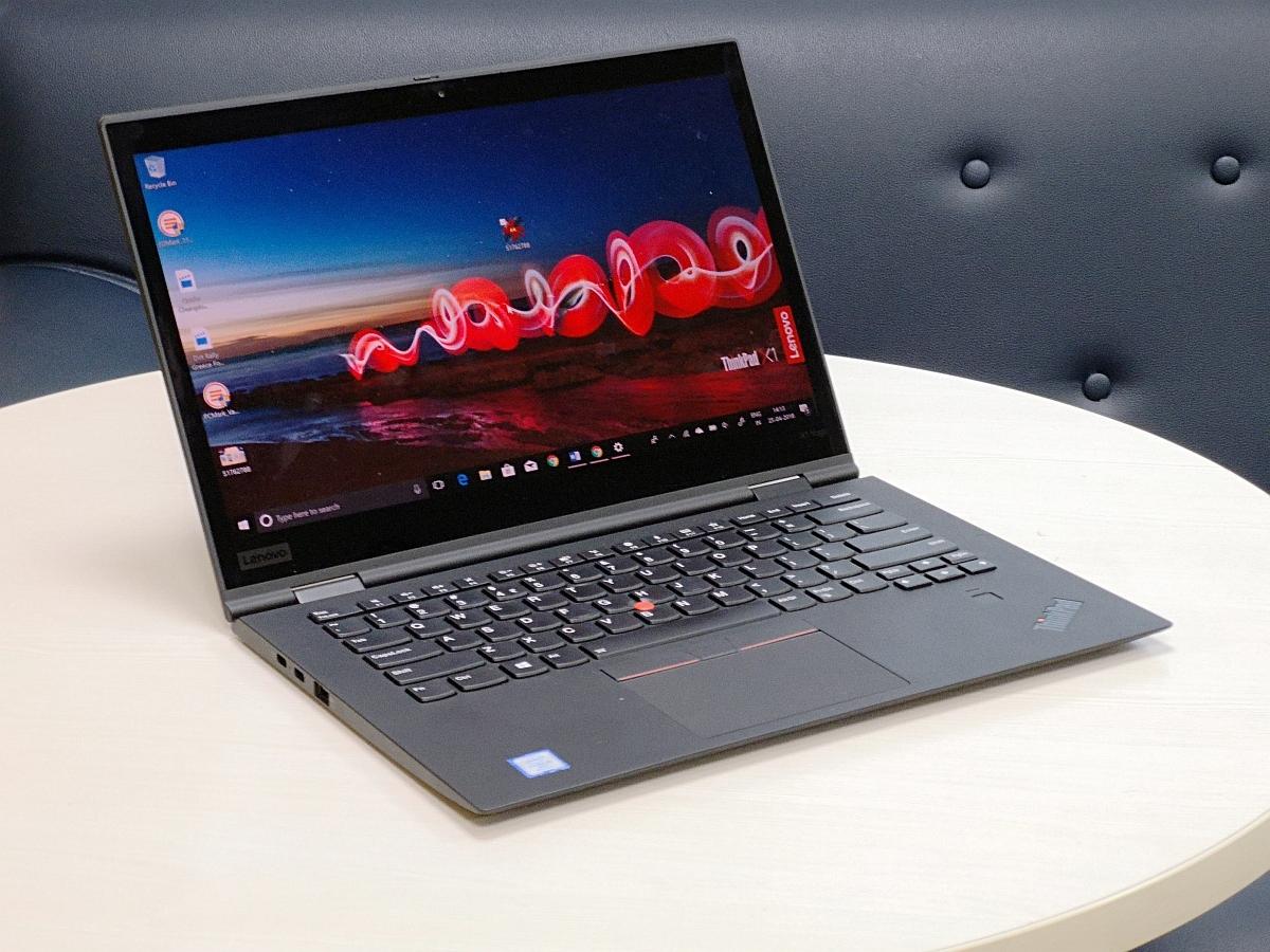 Lenovo ThinkPad X1 Yoga review: Powerhouse in a modern