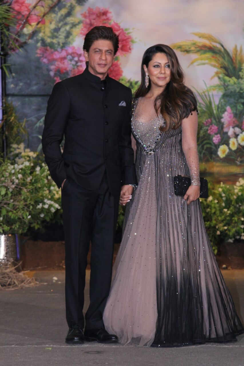 sonam kapoor anand ahuja wedding reception photos videos news