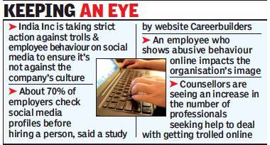 India Inc Strikes At Trolls On Its Rolls Times Of India