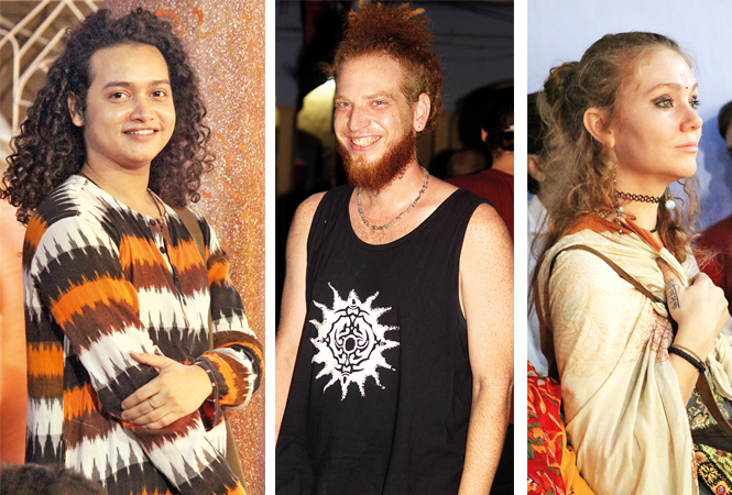 Vishal Krishna, Yaiv and Nicole  (BCCL/ Unmesh Pandey and Arvind Kumar)
