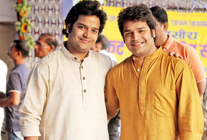 Saurav Mishra (L) and Gaurav Mishra (BCCL/ Unmesh Pandey and Arvind Kumar)