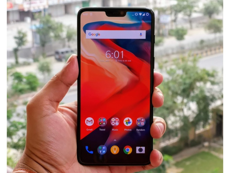 promo code 31074 3654c OnePlus 6 First Impressions | Gadgets Now