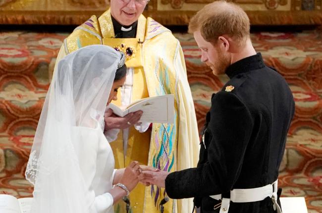 Prince Harry Wedding Ring