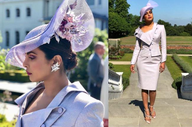 Priyanka Chopra at Royal Wedding