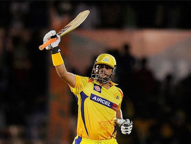 Image result for Suresh Raina v Kings XI Punjab (Qualifier 2, IPL 2014)