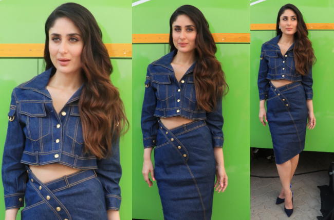 Kareena Kapoor denim