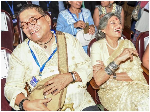 Ashok Row Kavi and Dolly Thakore