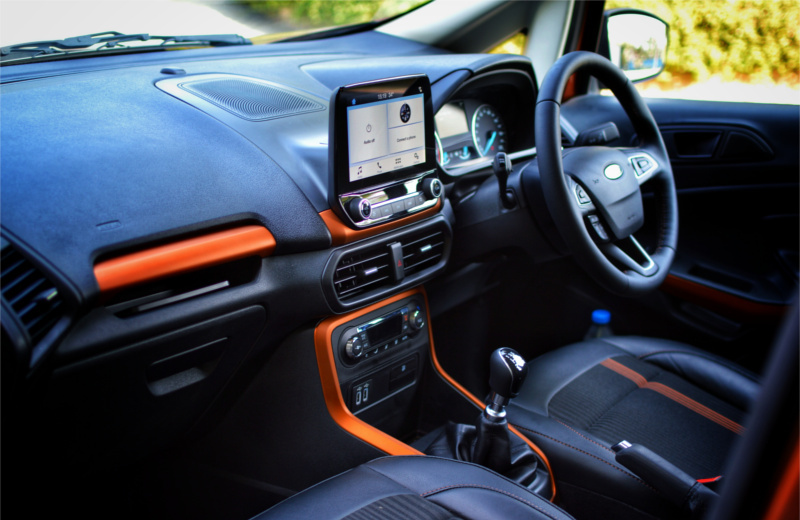 New Ford Ecosport S Review More Than Just A Makeover