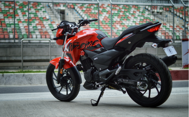 Hero Xtreme 200R review: A fun to ride, easy-going bike