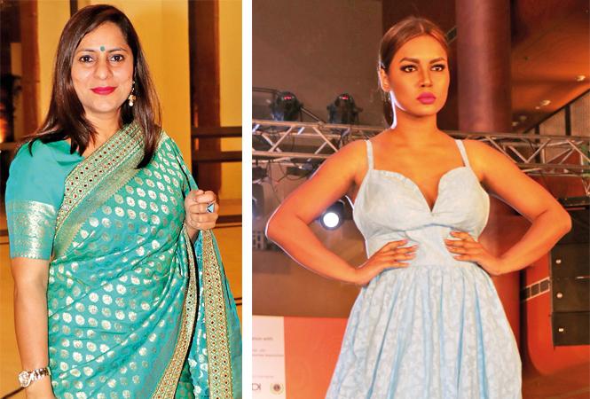 (L) Paramjeet Kaur (R) Yasmin (BCCL/ Unmesh Pandey)