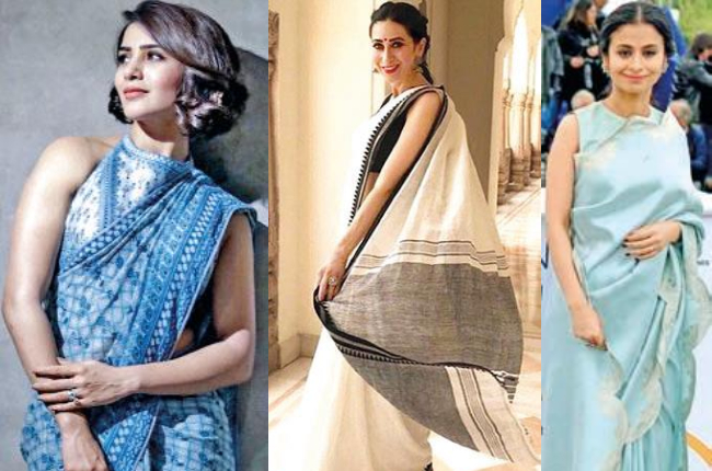The summer of Sarees