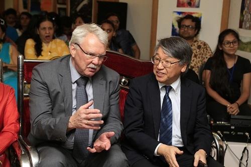 J.Thomas Schord and Masayuki Taga