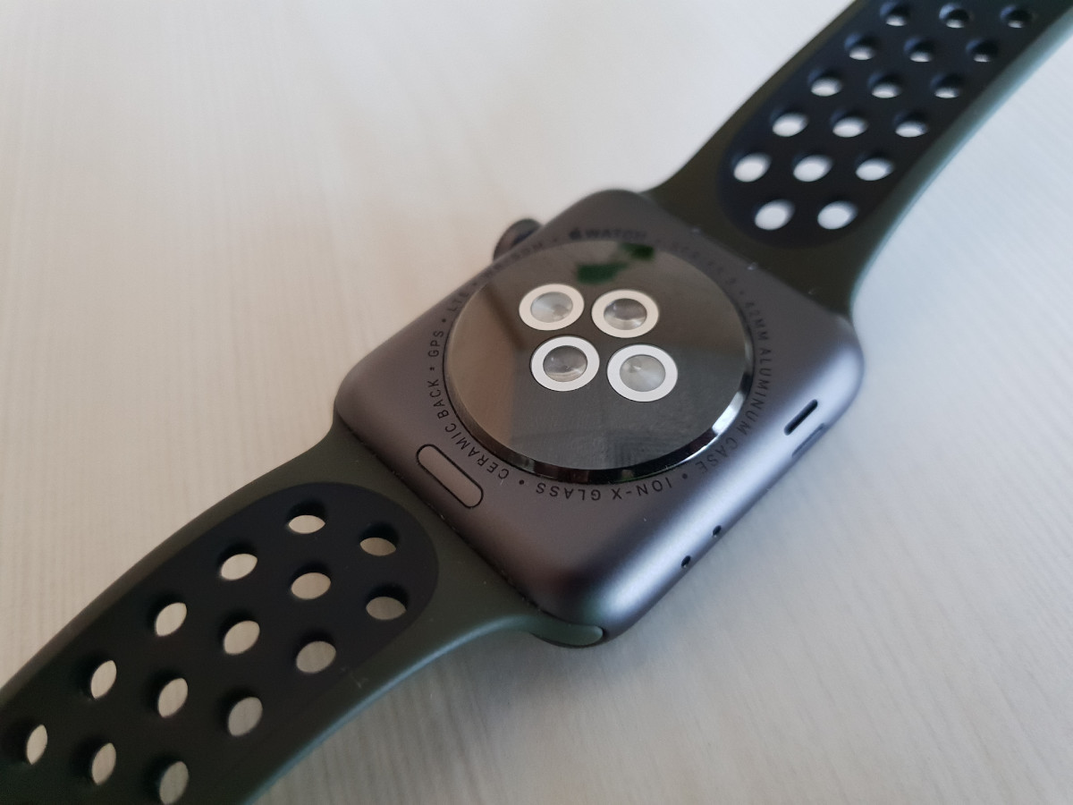d5682f95a3c There are three connectivity options in the new Apple Watch 3 Cellular --  Wi-Fi