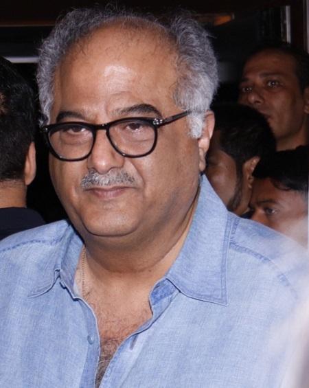 Boney Kapoor at the trailer launch. Photo: Yogen Shah