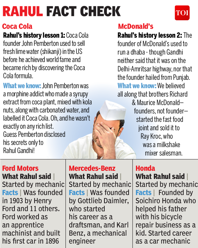 Rahul fact check-Infographic-TOI