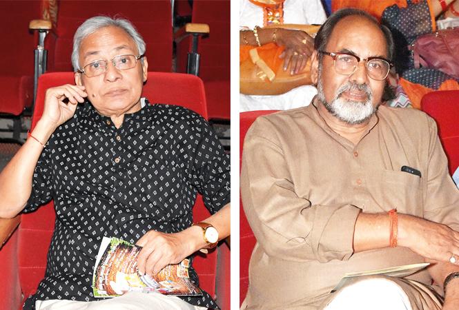 Urmil Thapliyal (L) and Gopal Sinha (BCCL/ Farhan Ahmad Siddiqui)