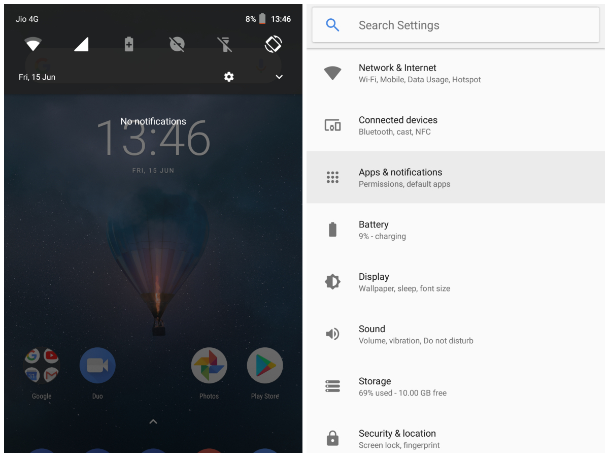 How to manage specific permission for your apps on an Android phone
