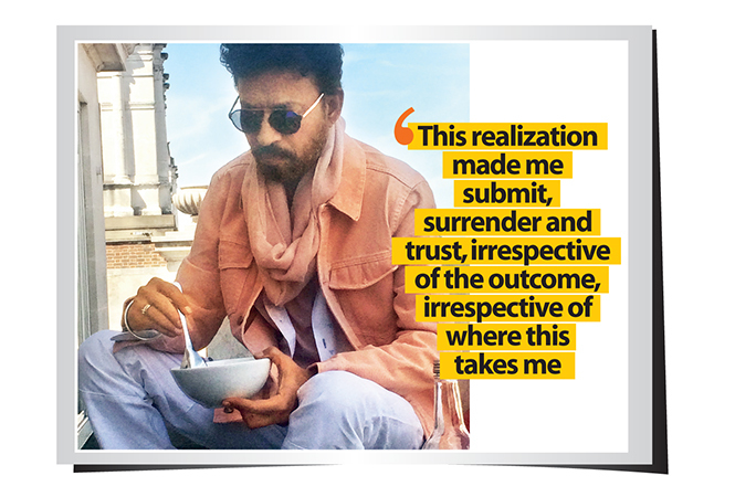Irrfan Khan Health News Update