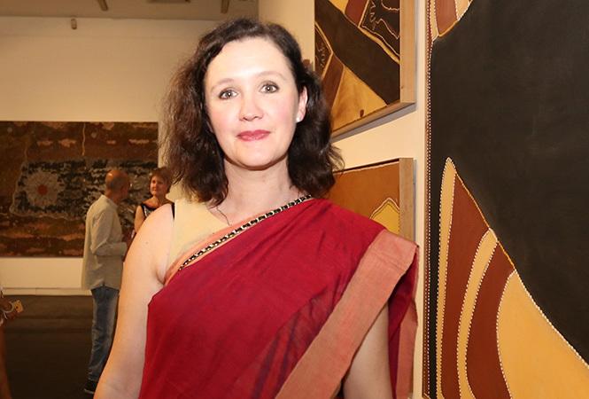 IMG_2350 Kirsten Paisley, Deputy Director, NGA (National Gallery of Australia)