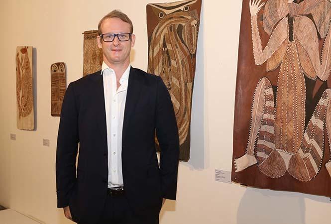 IMG_2385 Rod Hilton, Deputy High Commissioner, Embassy of Australia