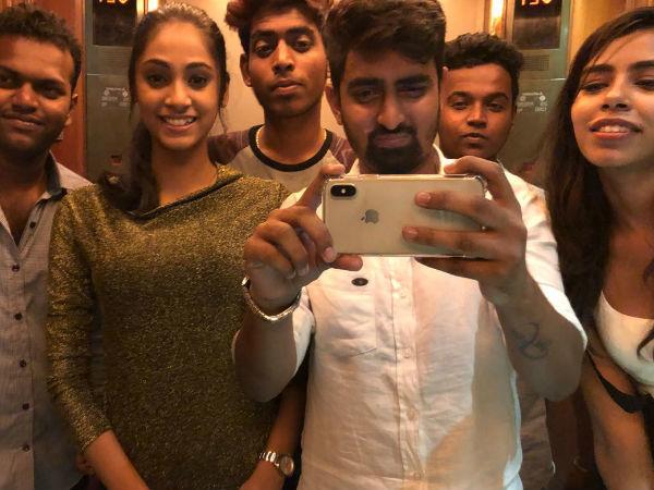 Anu's friends