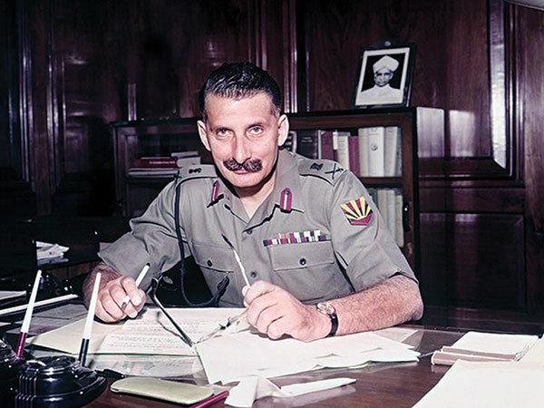 Field Marshal Sam Manekshaw