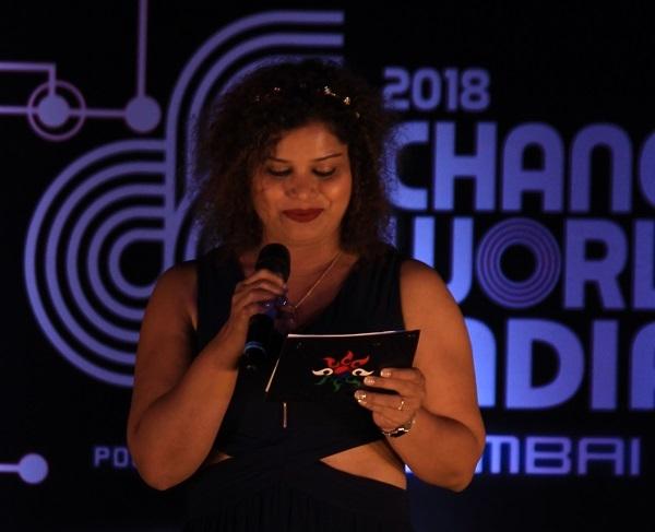 IKFM's Orlinda Fernandes. Photo: Sonali Bolke