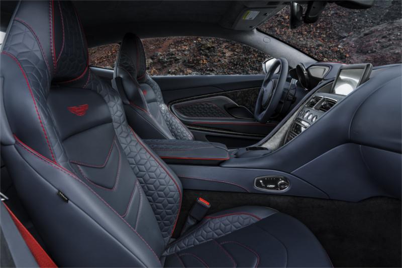 Supercar All New 300 000 Aston Martin Dbs Superleggera Unveiled Times Of India