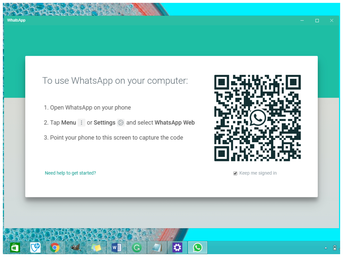 How to use WhatsApp on PC | Gadgets Now