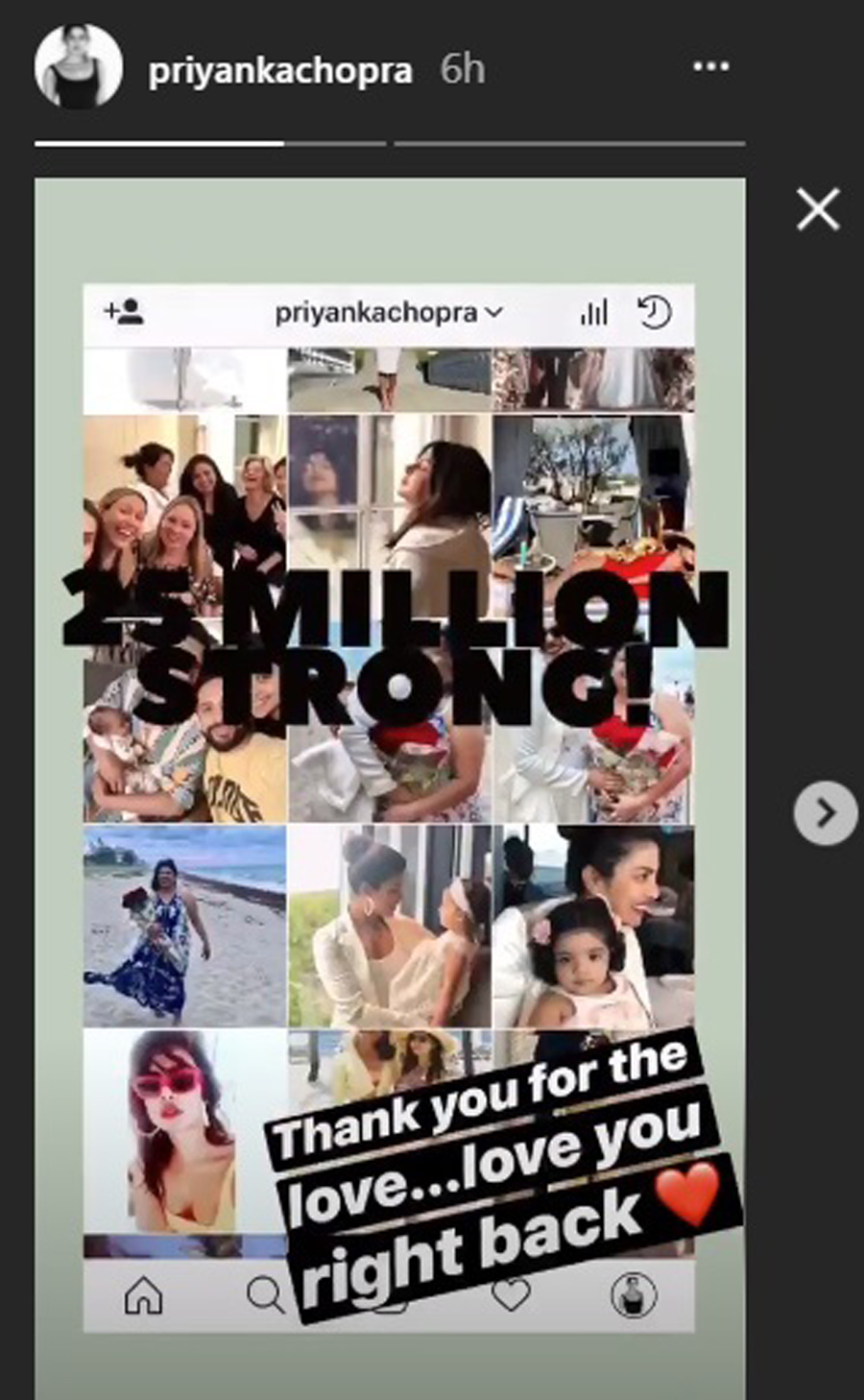 And the most followed Indian on Instagram is    - Times of India