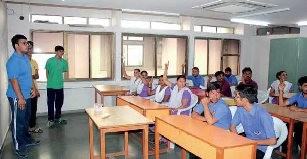 JG International School PICS: ANCELA JAMINDAR AND NILKANTH DAVE