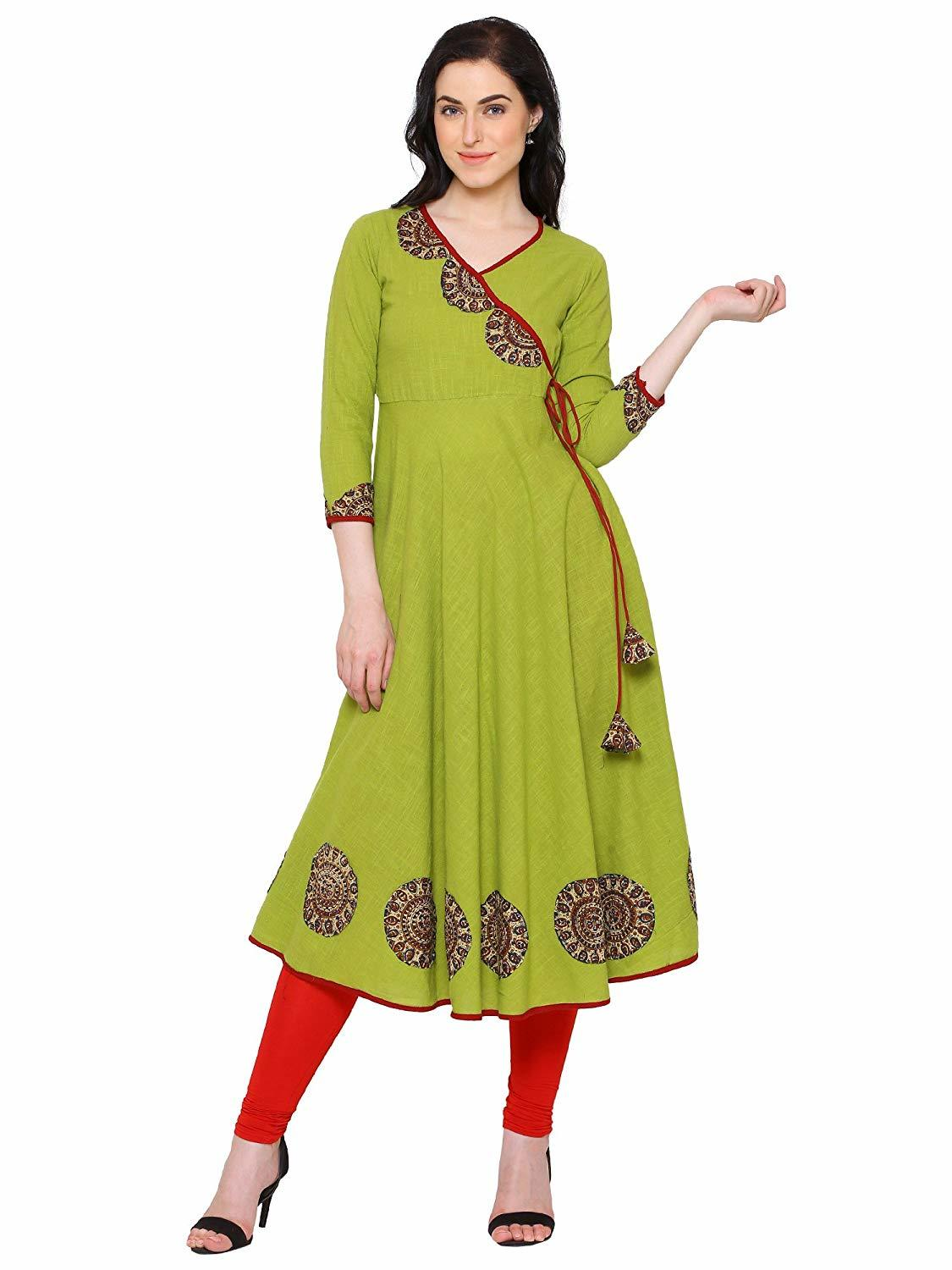 Women's Anarkali Kurta