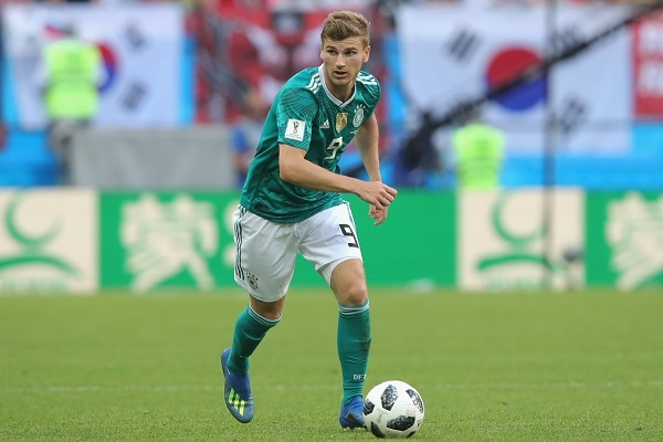 Timo Werner. Photo: Getty Images