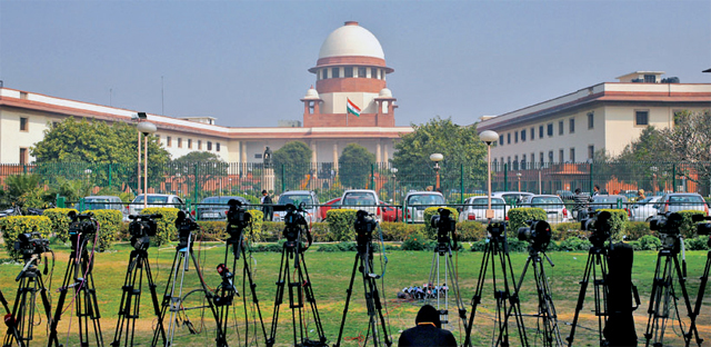The sections criminalising adultery have been challenged in the Supreme Court
