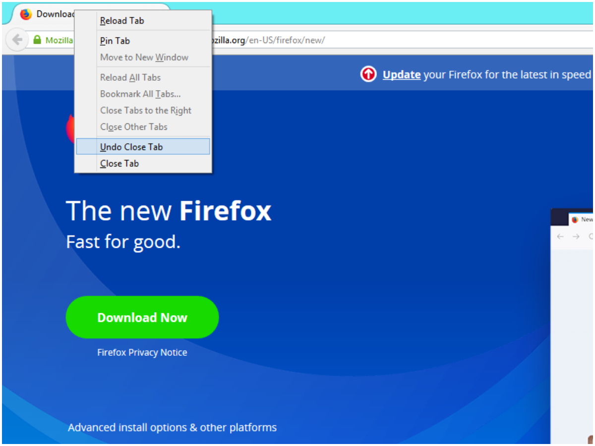 How to reopen tabs you've closed in Chrome, Firefox, Edge