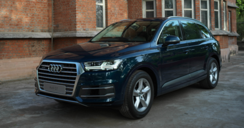 Audi design edition: Audi launches design edition Audi Q3