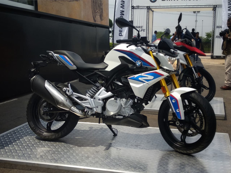 Bmw Bikes Bmw Launches 2 New Bikes In India Prices Start At Rs